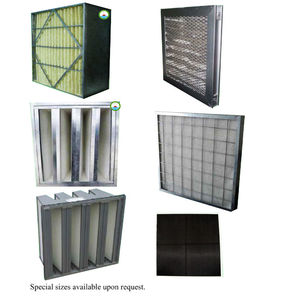 khung lọc carbon filter,khung loc carbon